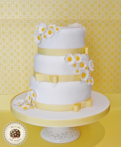 tarta-wedding-cake-boda-barcelona-mericakes-fondant-margaritas-daisy-flores-chocolate