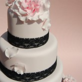 Weddingcake Pink in love