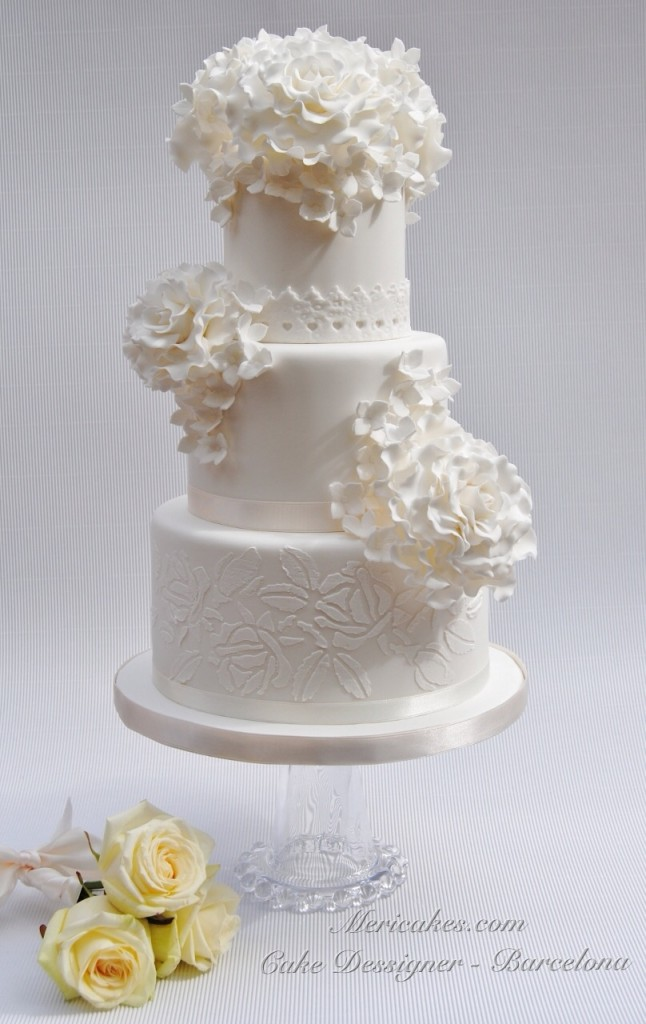 Rouses Wedding Cakes