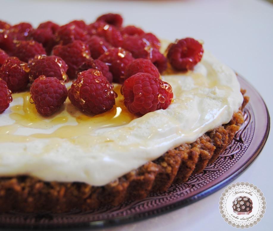 tarta-granola-yogur-miel-pie-receta-mericakes-barcelona-cake-desayuno-recetas-sanas-health-food-miel-jpg