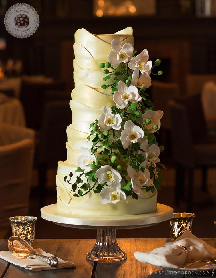 gaudi-barcelona-tarta-de-boda-wedding-cake-orchid-mericakes-grupo-tragaluz-modernismo-fondant-pasteleria-sugar
