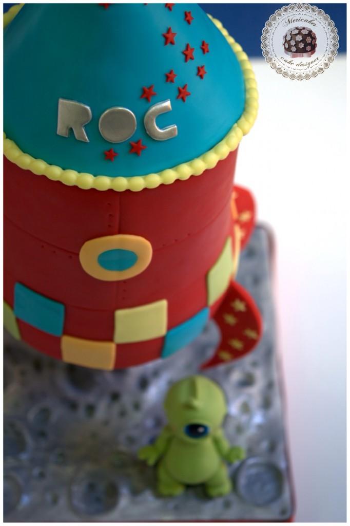 cohete espacial, rocket, cake, kewpie, alien, chocolate, tartas barcelona, fondant, tartas infantiles, tarta 3D, 3D cake, reposteria creativa, vela, cumpleaños, aniversario, eventos barcelona, eventos infantiles. moon, luna, cute.
