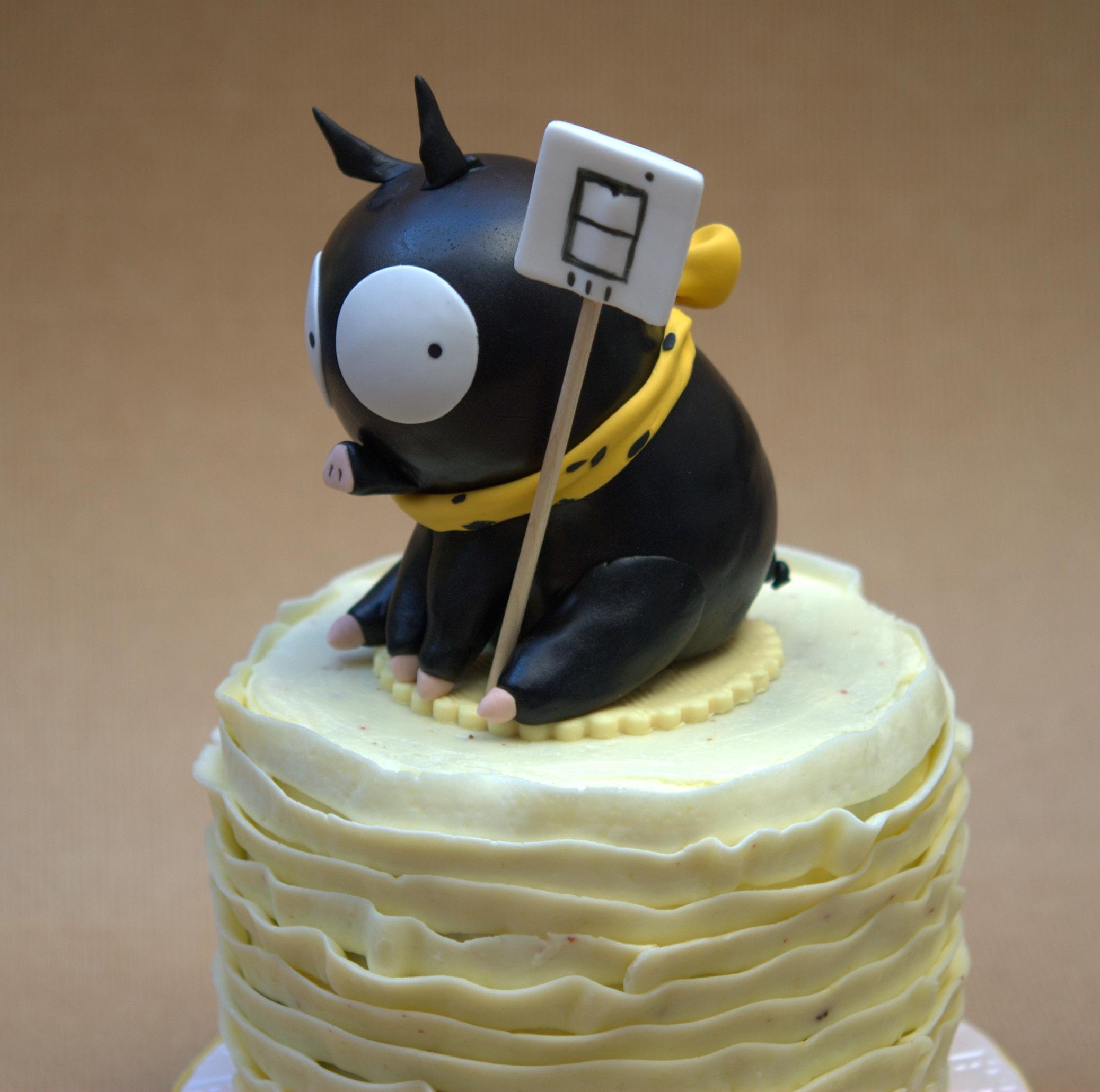 Joyeux anniversaire Akane chan ! Ryoga-Pchan-Ranma-Rumiko-Takahashi-Vacunet-Anime-cake-tarta-Mericakes-Layer-cake-Barcelona-sugarcraft-ruffle.jpeg-2
