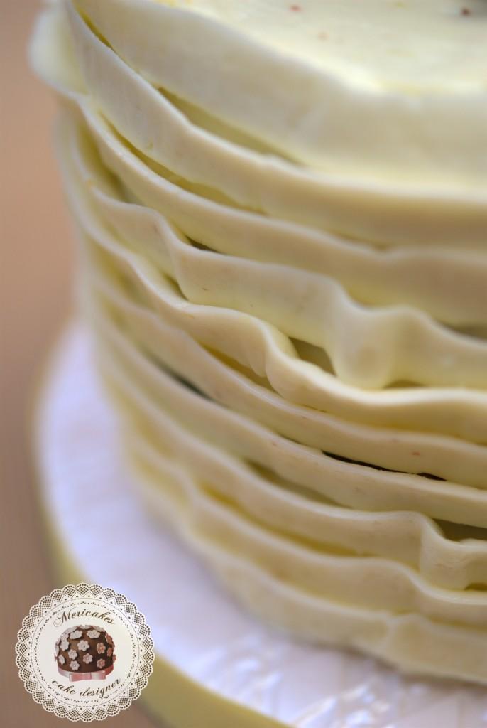 Ryoga, Pchan, Ranma, Rumiko Takahashi, Vacunet, Anime, cake, tarta, Mericakes, Layer cake, Barcelona, sugarcraft, ruffle, swiss buttercream cake, red velvet, cosmopolitan, crema de mascarpone, limón, tartas personalizadas, tartas frikis, without fondant.