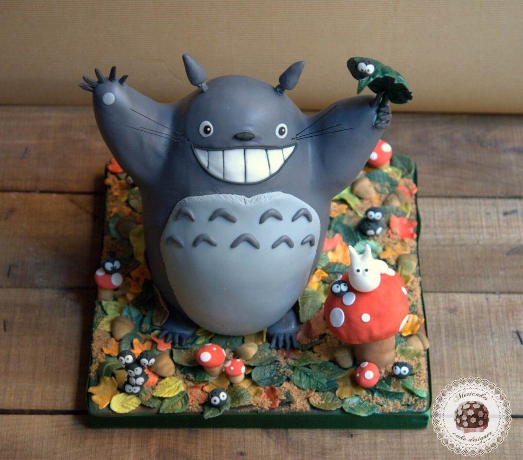 totoro-studio-ghibli-hayao-mizayaki-cake-tarta-3d-fondant-chocolate-barcelona-mericakes-3