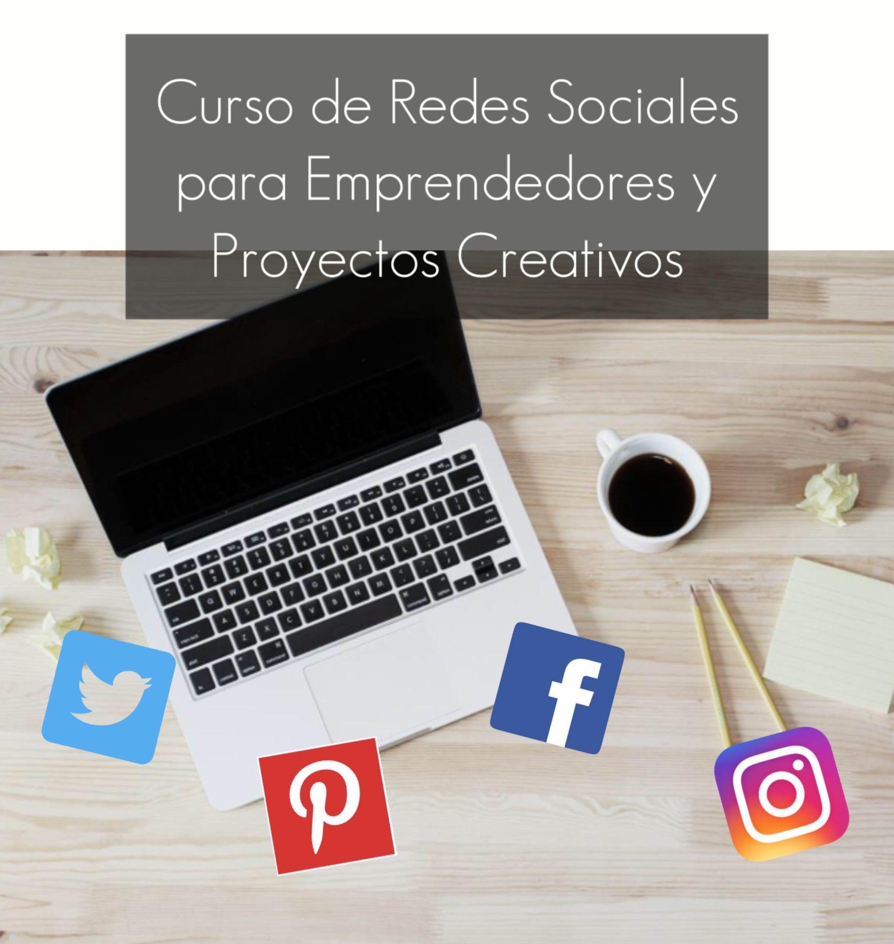 Curso de redes sociales, marketing, social media, empresa, autonomo, emprendedor, taller, proyectos creativos, barcelona, mericakes, 2.0, comunity manager.