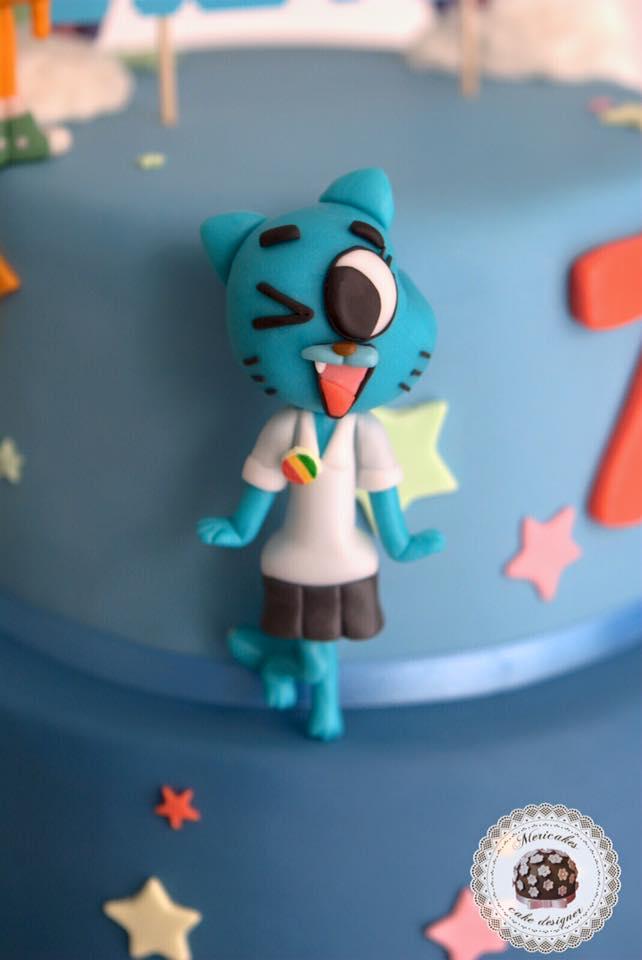 mesa-dulce-tarta-el-increible-mundo-de-gumball-cartoon-network-dessert-table-brithday-cake-barcelona-mericakes-cumpleanos-pastel-anabel-richard-darwin-fondant-11
