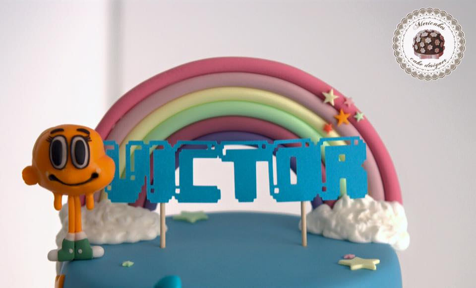 mesa-dulce-tarta-el-increible-mundo-de-gumball-cartoon-network-dessert-table-brithday-cake-barcelona-mericakes-cumpleanos-pastel-anabel-richard-darwin-fondant-8