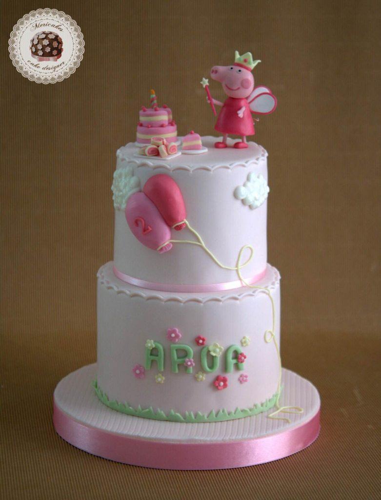 pepa-pig-tarta-cake-birthday-cake-tarta-decorada-tartas-barcelona-mericakes-girl-cake-fairy-pepa-pastel-fondant-satin-ice
