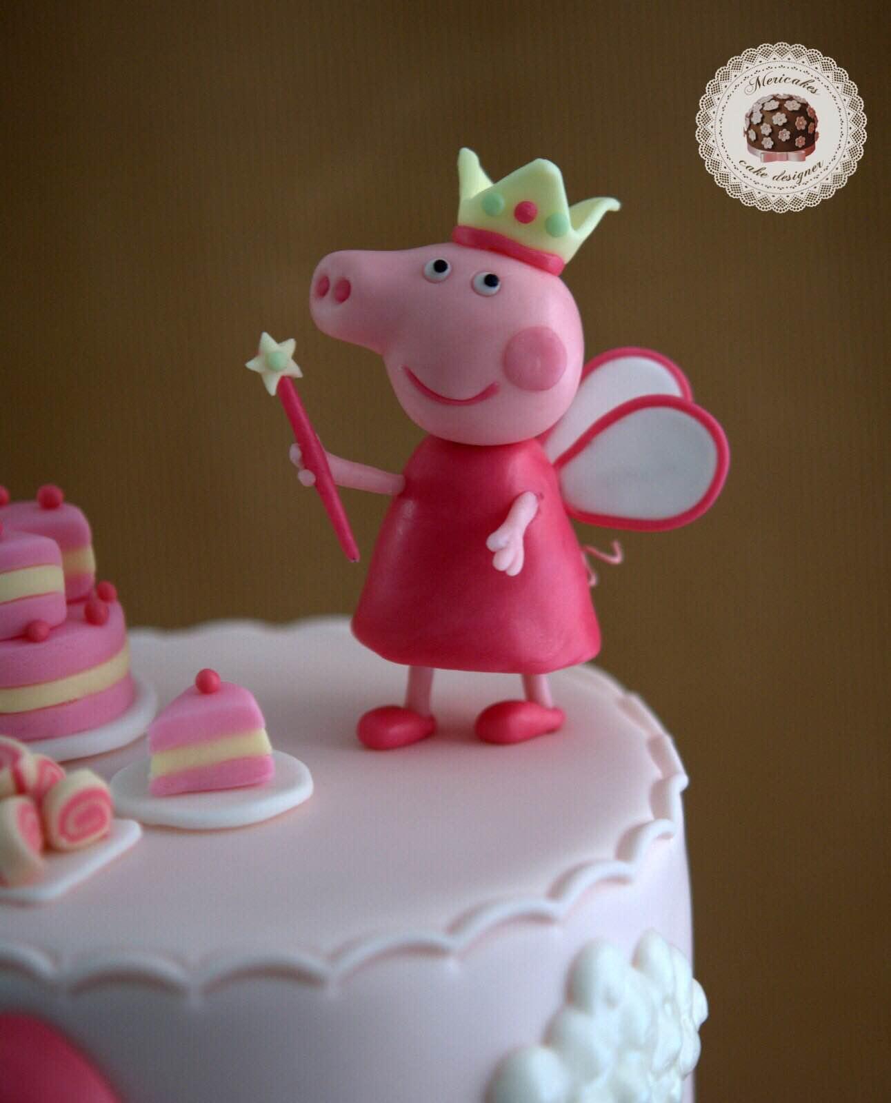 pepa-pig-tarta-cake-birthday-cake-tarta-decorada-tartas-barcelona-mericakes-girl-cake-fairy-pepa-pastel-fondant-satin-ice-3