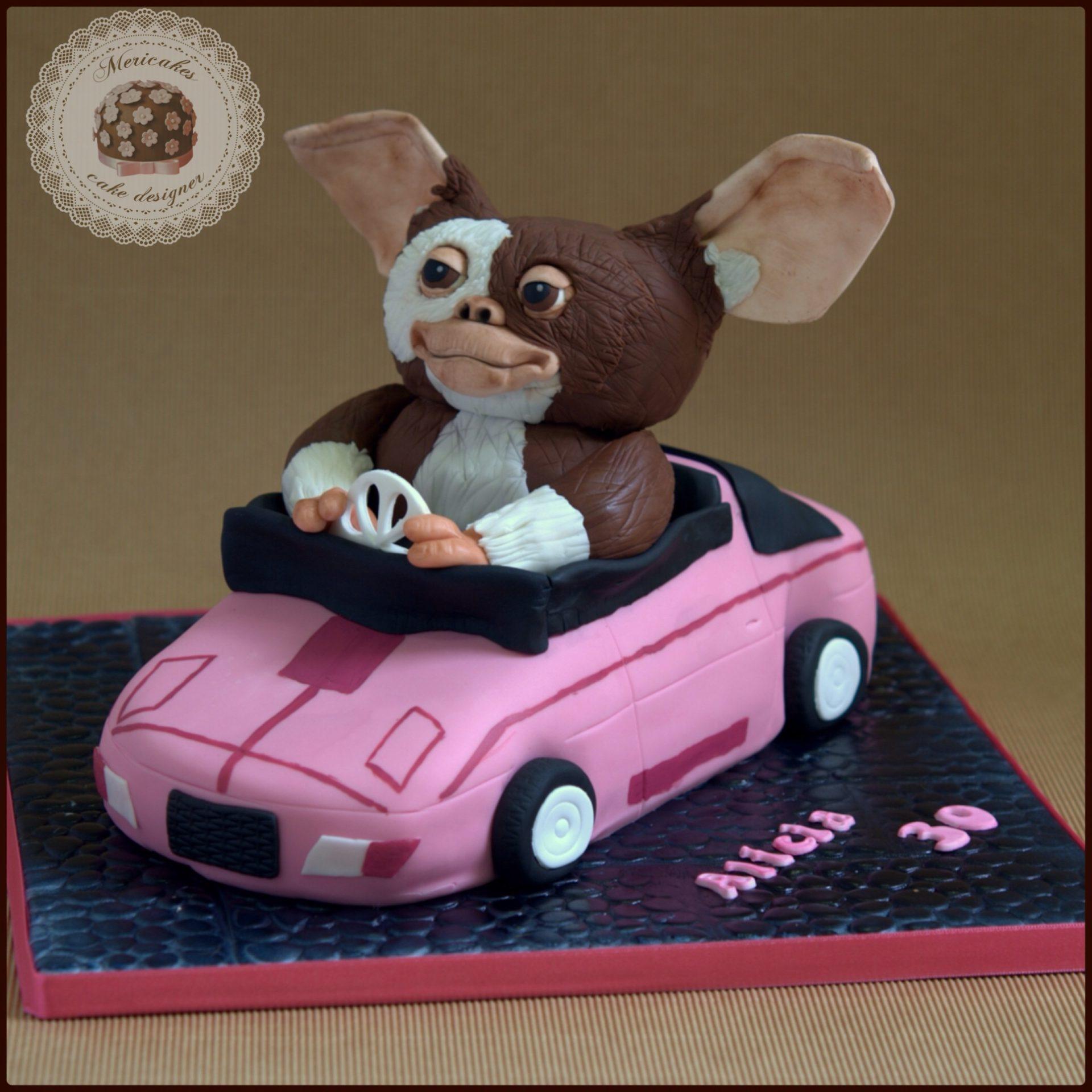 tarta-gizmo-gremlins-cake-sugarcraft-fondant-barcelona-mericakes