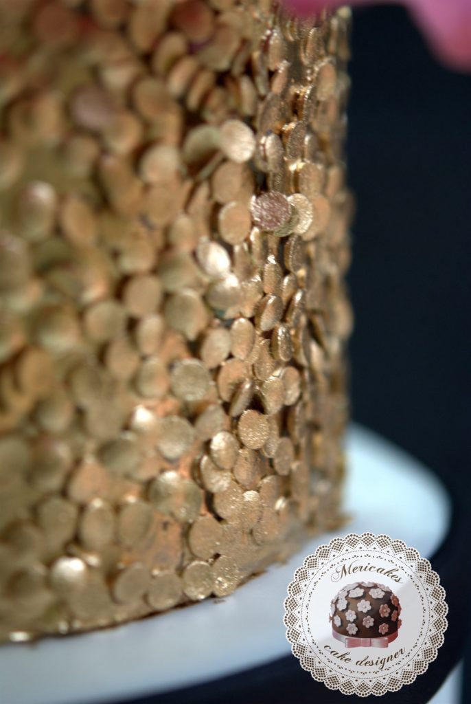 sequins-stripes-wedding-cake-peony-gold-oro-lentejuelas-rayas-sugarcraft-fondant-tarta-de-boda-barcelona-7
