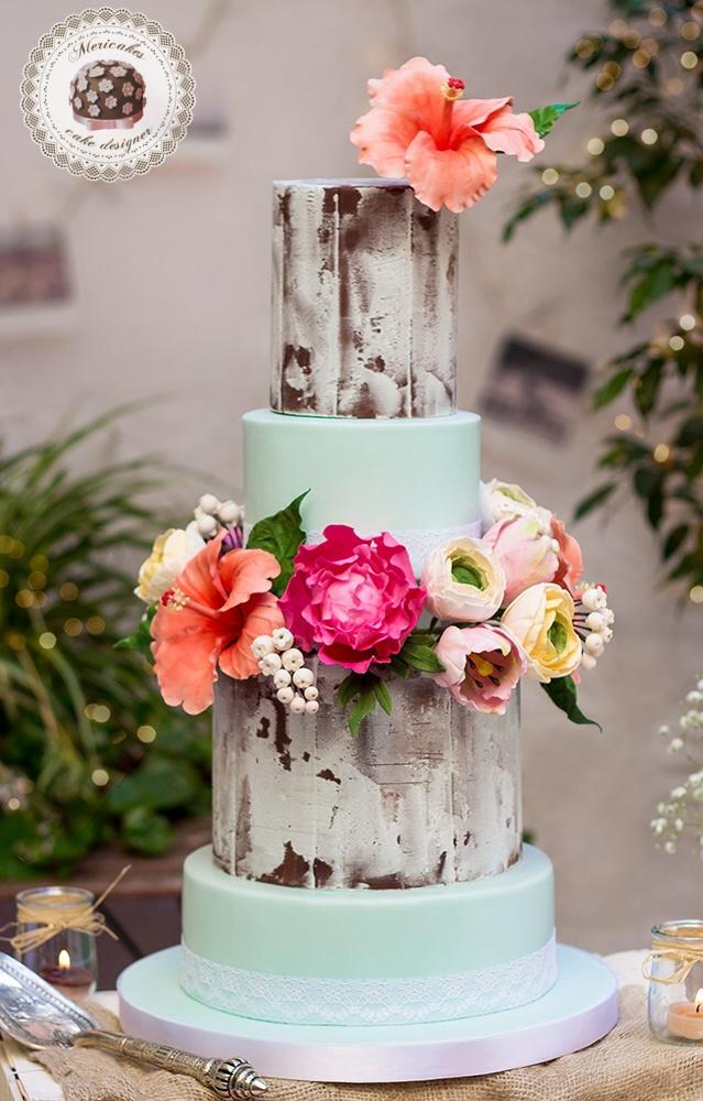 tarta-de-boda-wedding-cake-hibiscus-peony-ranunculus-tulip-fondant-lace-3