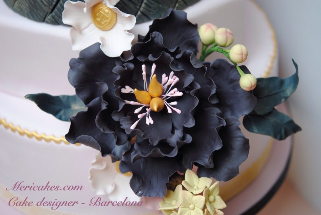 tarta-de-boda-wedding-cake-mericakes-peony-blackberry-sugarcraft-bodas-barcelona-tarta-pastel-fondant-cake-designer