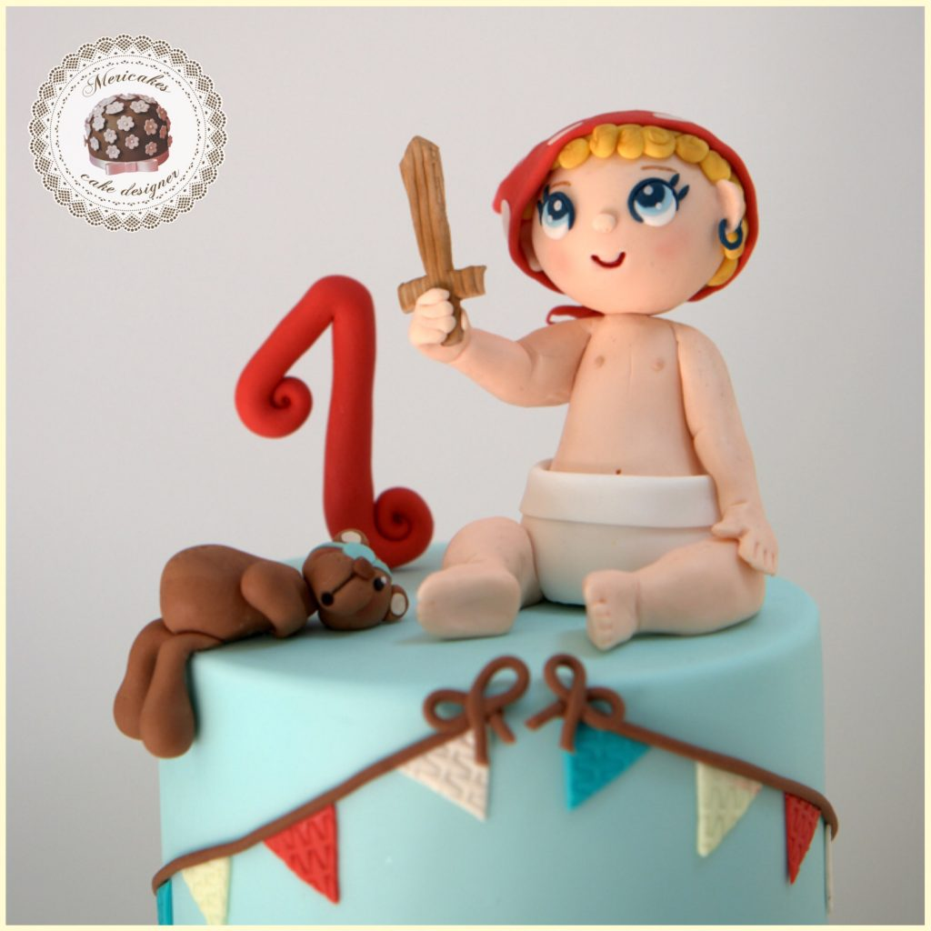 tarta-infantil-baby-cake-pirate-kawaii-tartas-barcelona-mericakes-pirata-marinera-sailor-cake-decorating-14
