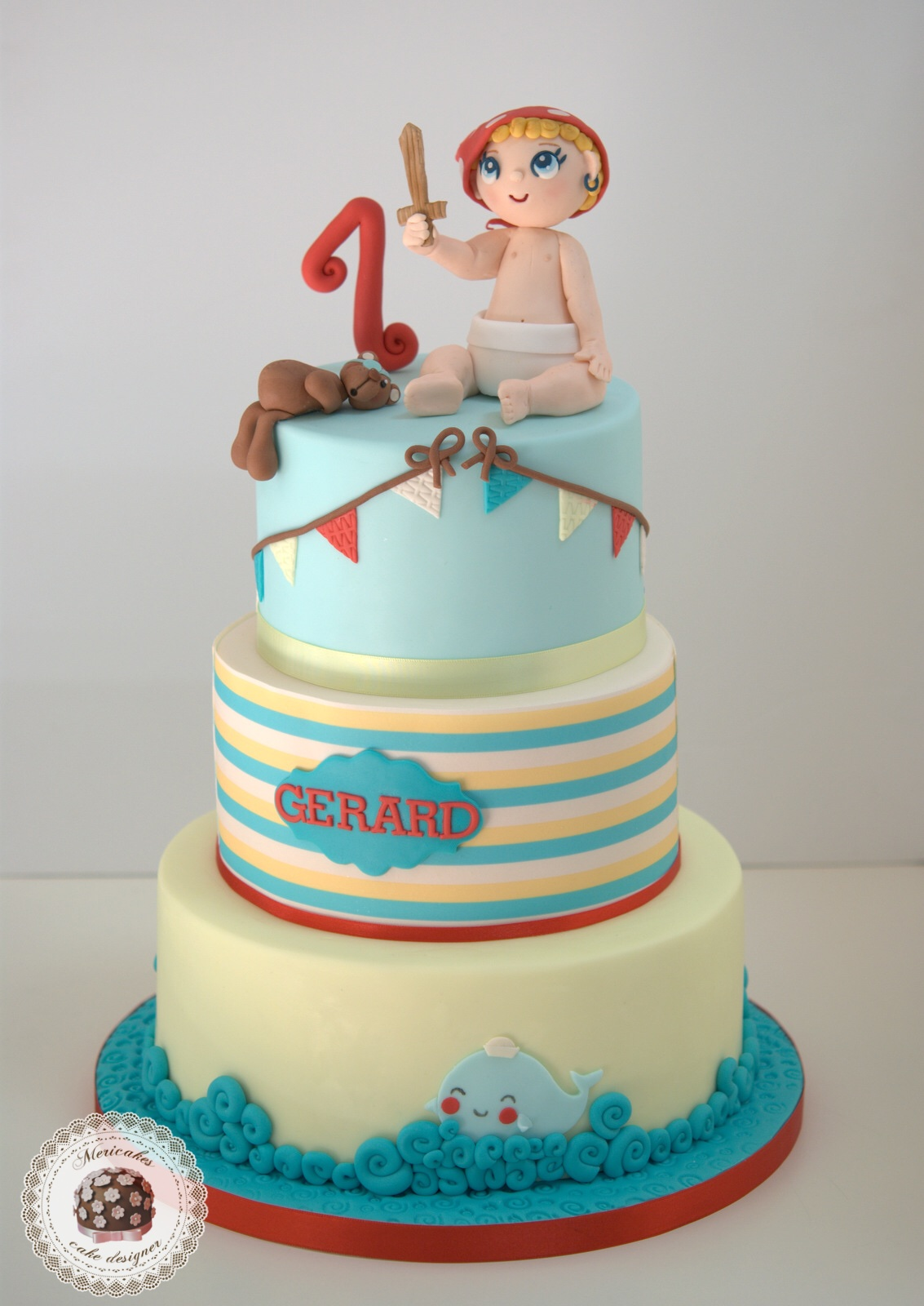 tarta-infantil-baby-cake-pirate-kawaii-tartas-barcelona-mericakes-pirata-marinera-sailor-cake-decorating-5