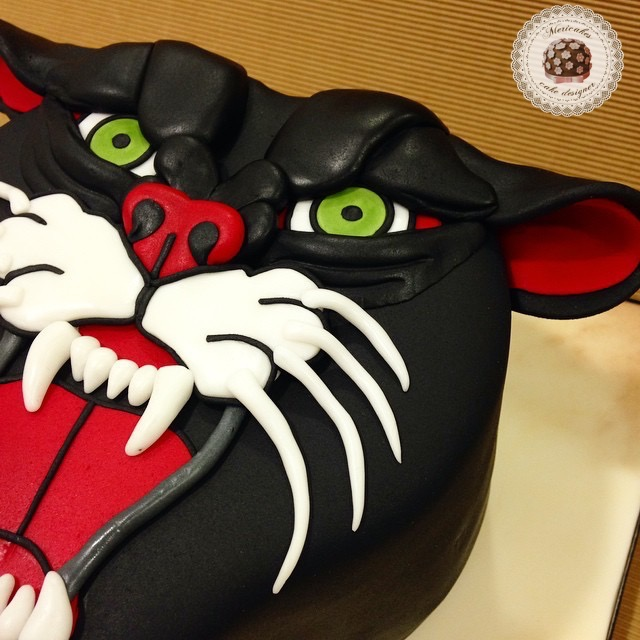 tattoo-traditional-tradi-panther-tarta-cake-pantera-tatuaje-mericakes-barcelona-norte-chocolate-reposteria-creativa-sugarcraft-fondan