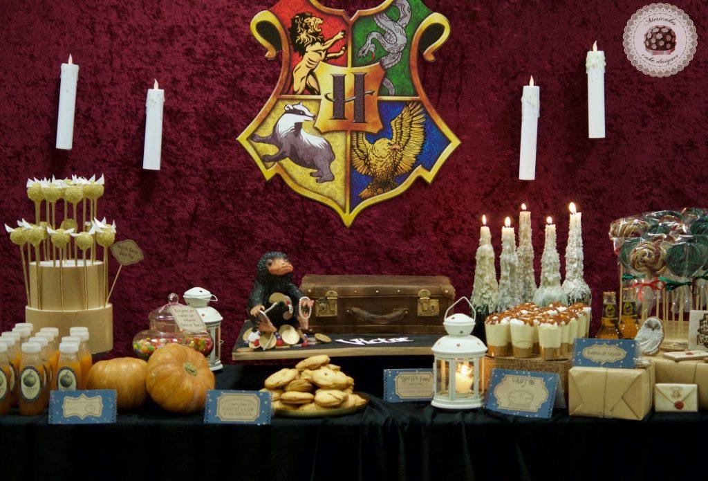 Fantastic Beasts, Animales fantasticos, JK Rowling, tarta, cake, 3D cake, Chocolate plastico, Escarbato, Niffler, Harry Potter, Newt Scamander, maleta, Galleon, Sickle, Knut 29