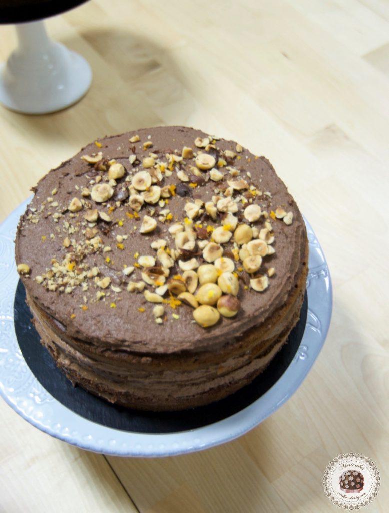 Curso bizcochos y rellenos, escuela, pasteleria creativa, mericakes, barcelona, tartas, layer cake, naked cake, pasteles, tartas deliciosas, bizcochos y rellenos, chocolate 5
