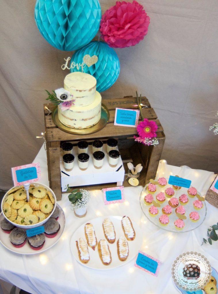 Master class diseno y creacion de mesas dulces, Mesas dulces, madrid, mericakes, reposteria creativa, dessert table, curso, pasteleria, master class, sweet table 31