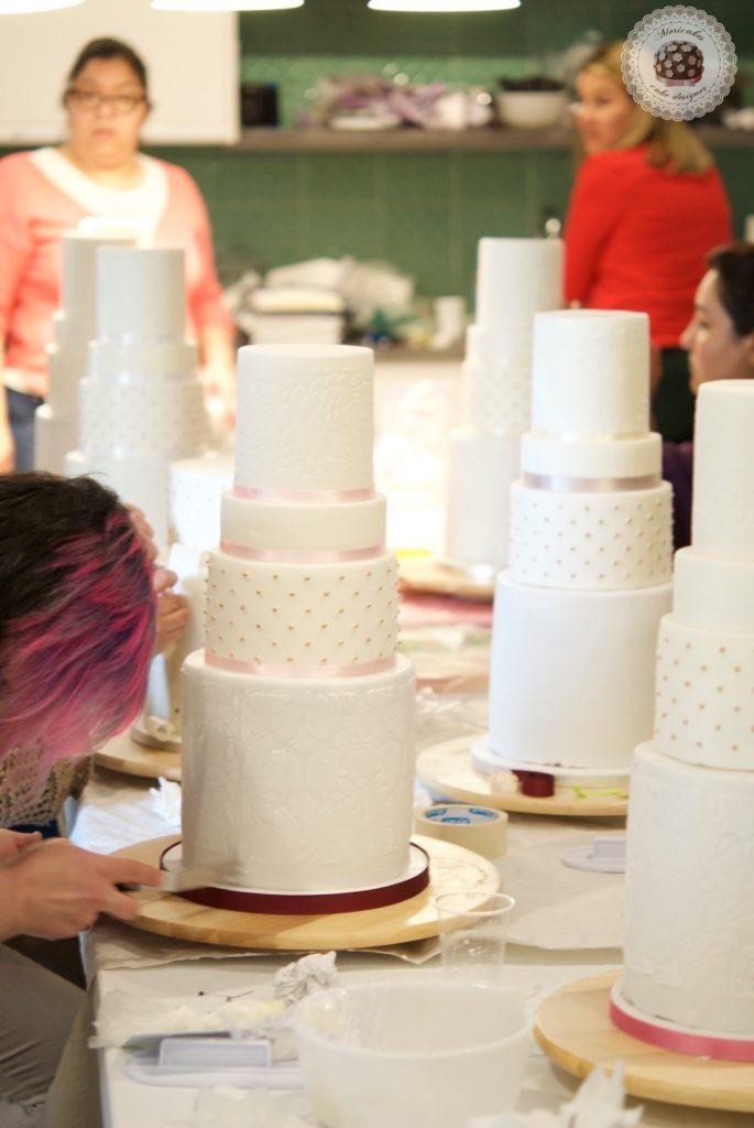 master class love is in the cake, mericakes, bilbao, algorta, pais vasco, tartas de boda, wedding cake, flores de azucar, curso reposteria, pasteleria creativa, master class, sugarcraft, sugar flowers 10