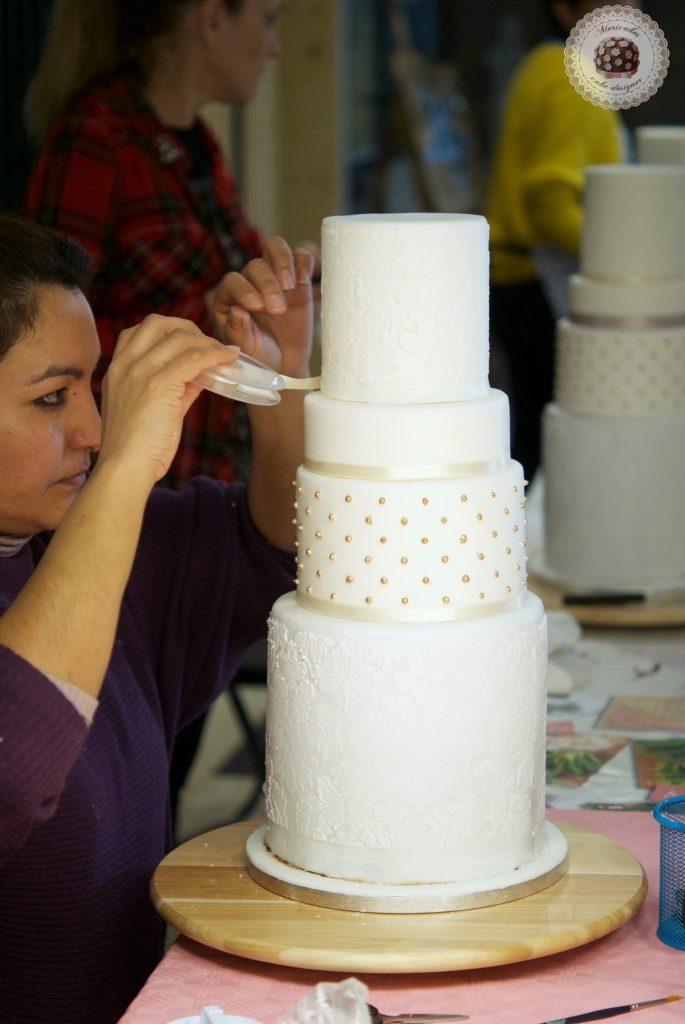 master class love is in the cake, mericakes, bilbao, algorta, pais vasco, tartas de boda, wedding cake, flores de azucar, curso reposteria, pasteleria creativa, master class, sugarcraft, sugar flowers 12