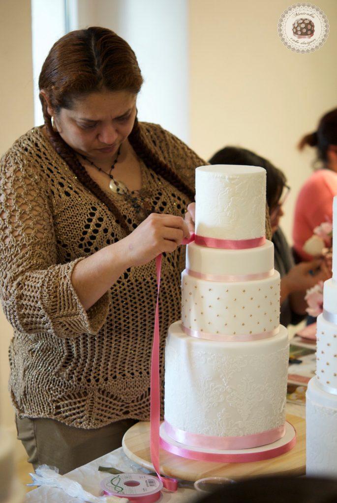 master class love is in the cake, mericakes, bilbao, algorta, pais vasco, tartas de boda, wedding cake, flores de azucar, curso reposteria, pasteleria creativa, master class, sugarcraft, sugar flowers 15