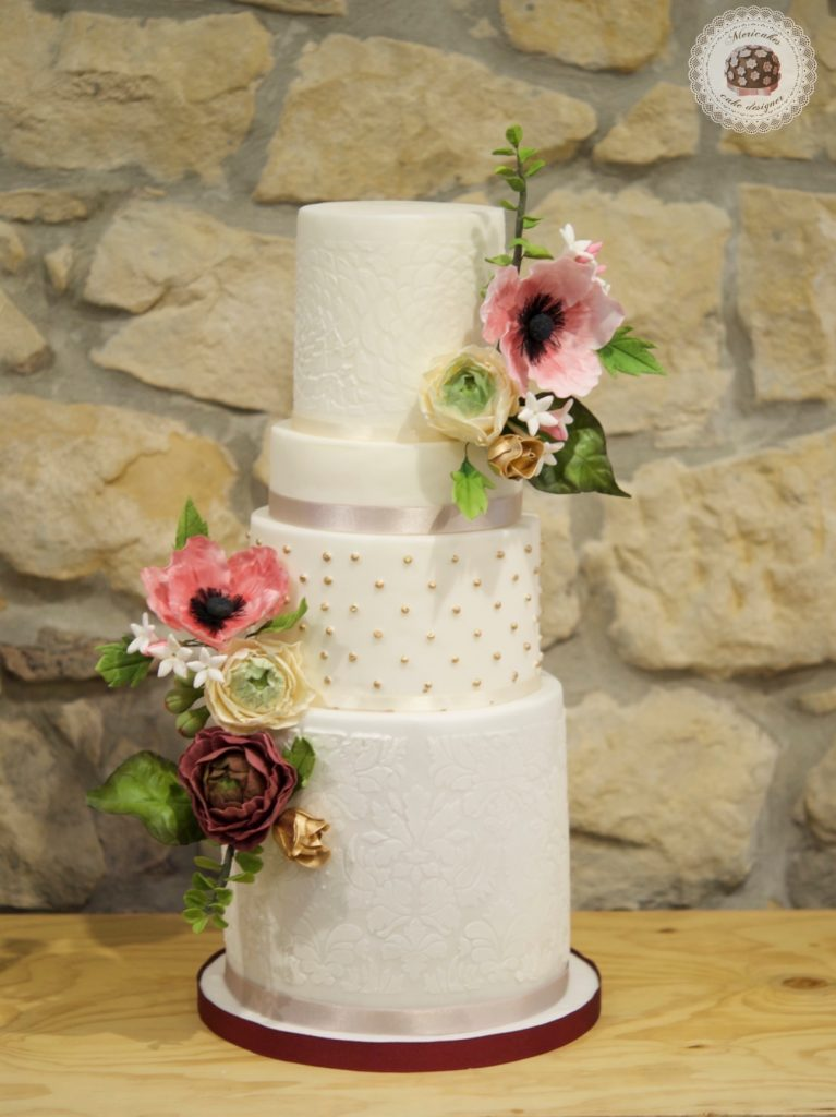 master class love is in the cake, mericakes, bilbao, algorta, pais vasco, tartas de boda, wedding cake, flores de azucar, curso reposteria, pasteleria creativa, master class, sugarcraft, sugar flowers 17