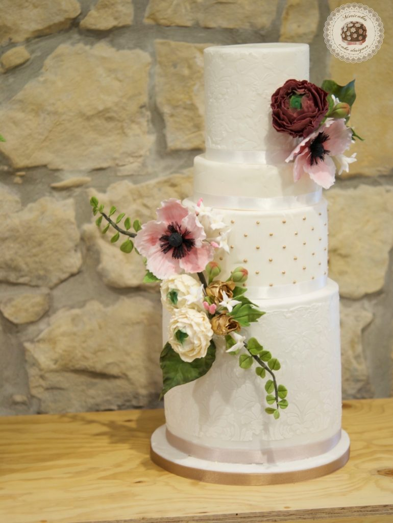 master class love is in the cake, mericakes, bilbao, algorta, pais vasco, tartas de boda, wedding cake, flores de azucar, curso reposteria, pasteleria creativa, master class, sugarcraft, sugar flowers 20