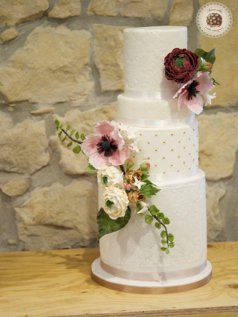 master class love is in the cake, mericakes, bilbao, algorta, pais vasco, tartas de boda, wedding cake, flores de azucar, curso reposteria, pasteleria creativa, master class, sugarcraft, sugar flowers 20
