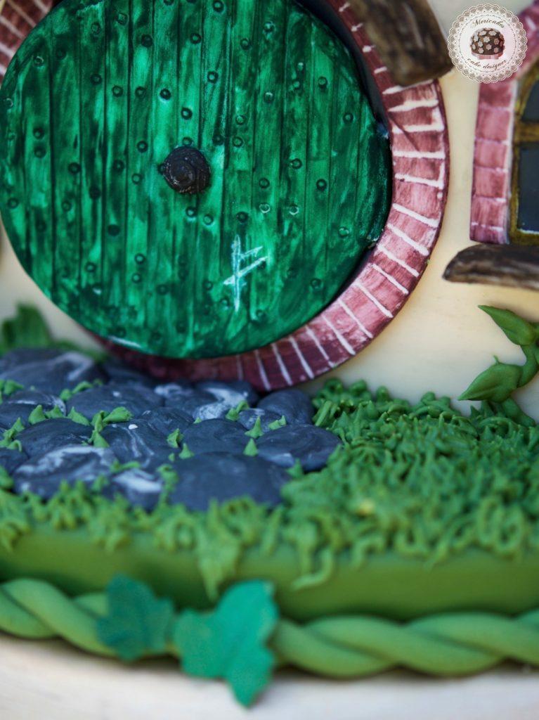lordoftherings, lotr, lotr cake, wedding, weddingcake, wedding blogger, spain wedding, barcelona, mericakes, tarta de boda, el senor de los anillos, jrrtolkien, minas tirith 2