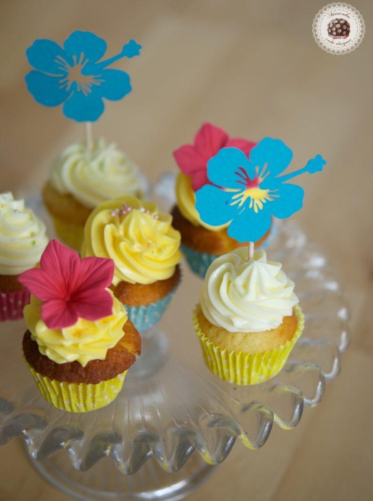 Vaina, Moana, Disney, hawaii, tropical cake, tartas barcelona, fondant, tarta cumpleaños, mericake, cupcakes, mesa dulce, cake decorating 3