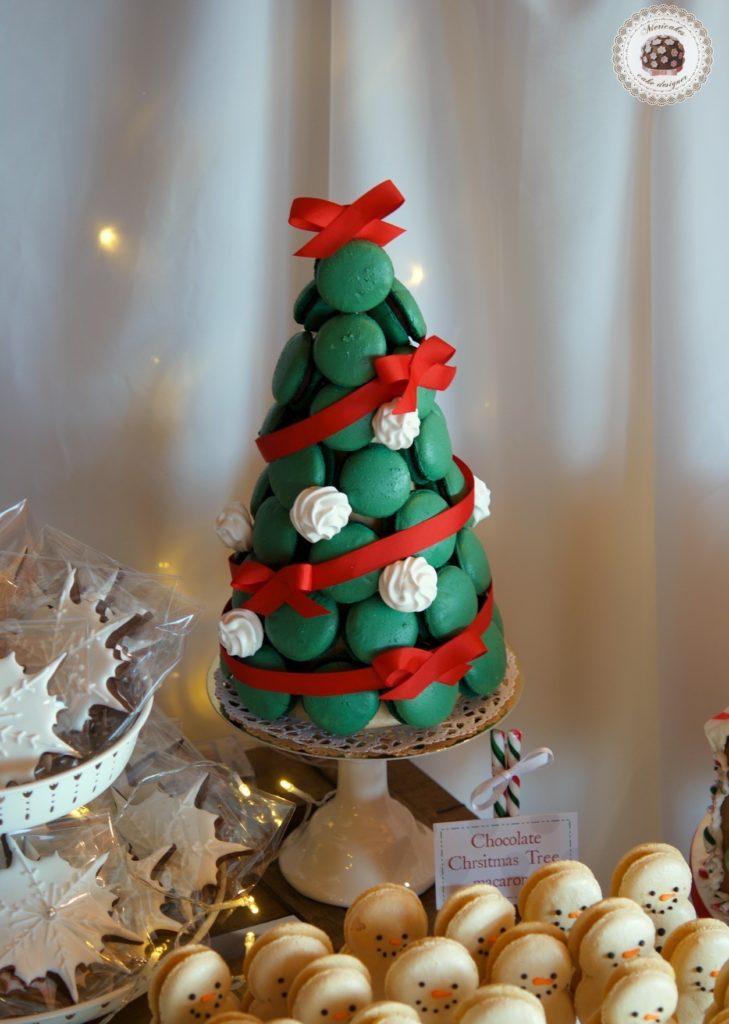Sweet Christmas Table