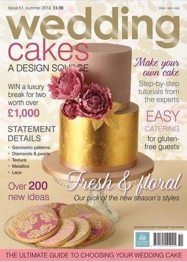 Revista Wedding Cakes nº 51