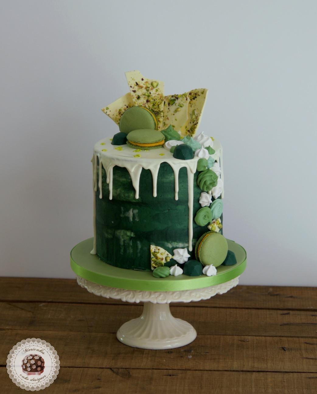 Curso de Tartas Decoradas Drip Cakes