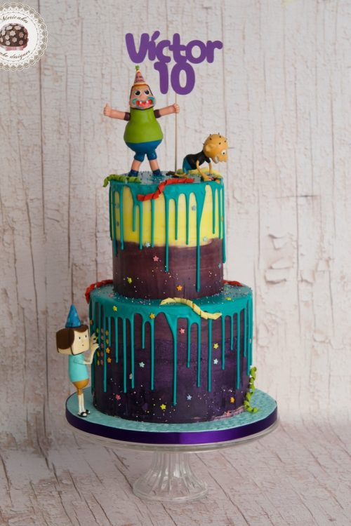 Clarence Cake