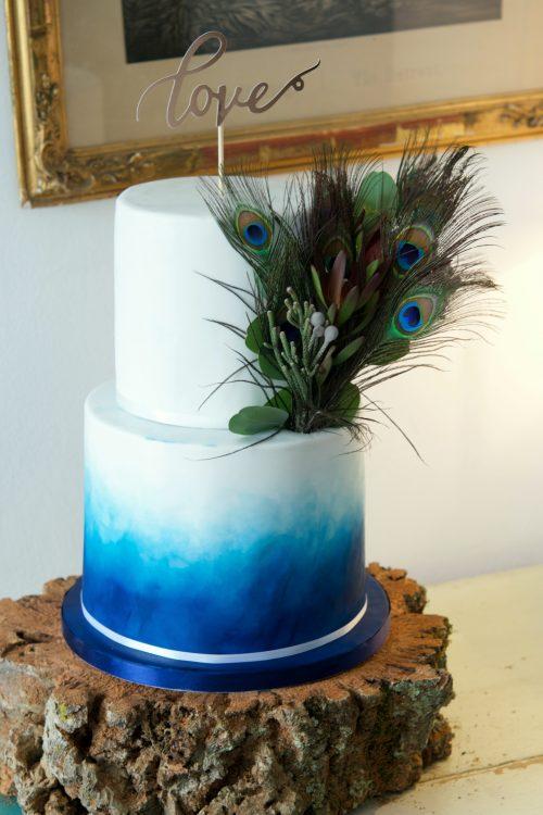 Peacock feathers wedding cake, tarta de boda, carrot cake, plumas, pavo rela, cake topper, mericakes, tartas decoradas, barcelona, pastry, fondant cake, wedding sweet
