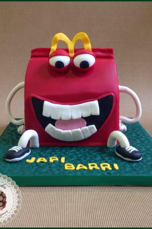 happy-meal-mc-donals-mericakes-tarta-cake-birthday-cake-geek-cake-sugarcraft-pastel-red-velvet-barcelona-reposteria-creativa-jp