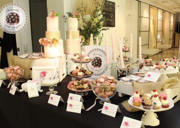 mesa-dulce-sweet-table-miquel-suay-barcelona-novia-bridal-macarons-mericakes-cupcakes-tarta-de-boda-galletas